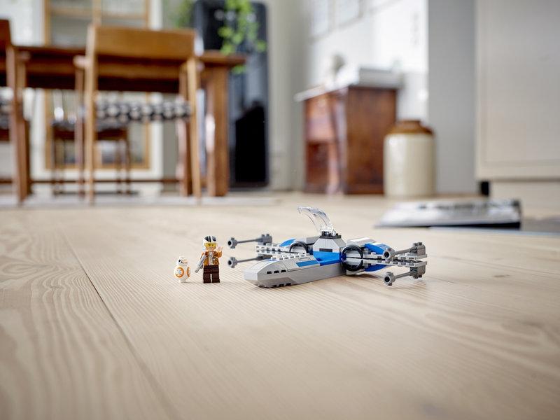 LEGO 75297 X-Wing™ de la Résistance