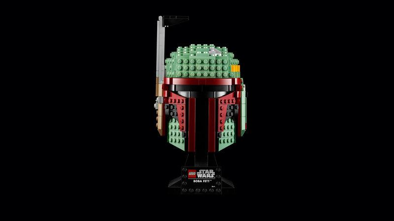 LEGO 75277 Le casque de Boba Fett™