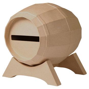 DECOPATCH Urne tonneau 30cm