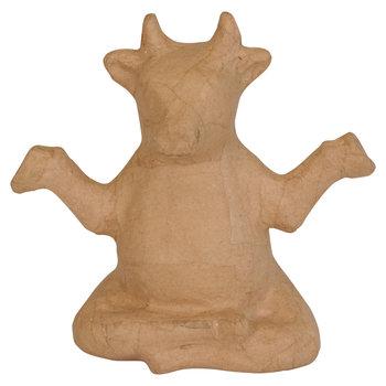DECOPATCH Vache yoga 15cm