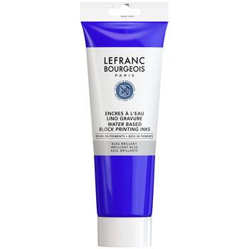 LEFRANC BOURGEOIS Encre Lino Education 250Ml Bleu Brillant