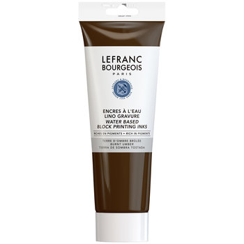 LEFRANC BOURGEOIS Encre Lino Education 250Ml Terre Ombre Brulee