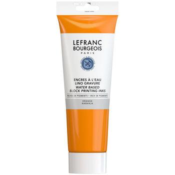 LEFRANC BOURGEOIS Encre Lino Education 250Ml Orange
