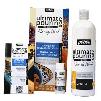 PEBEO Ultimate Pouring Medium 1L