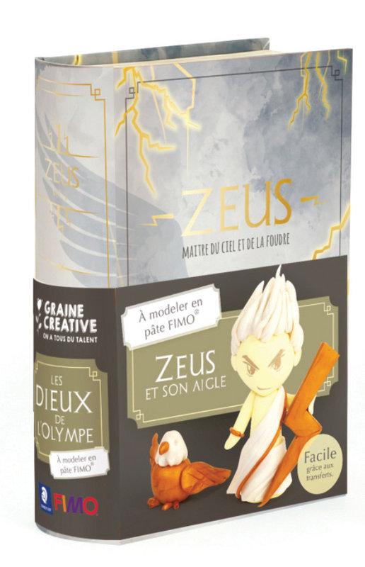 STAEDTLER Kit Fimo Mythologique Zeus