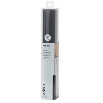 CRICUT Rouleau Flex Thermocollant Noir 30,5X61Cm