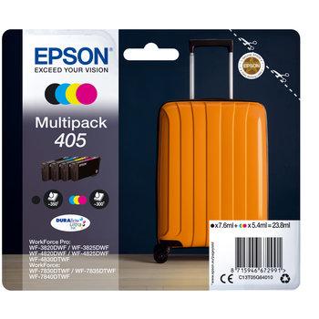 "EPSON Multipack ""Valise"" 405  DURABrite Ultra Ink"