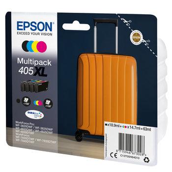 "EPSON Multipack ""Valise""  DURABrite Ultra Ink 405 XL"