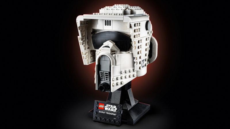 LEGO 75305 Le casque du Scout Trooper™ V29