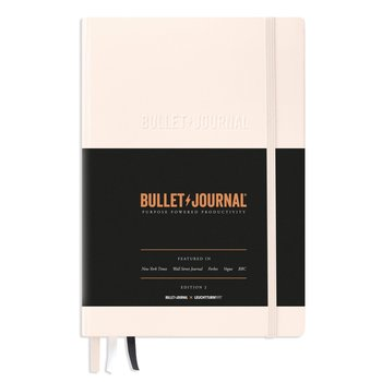 LEUCHTTURM Blush, Bullet Journal - Édition 2, Medium (A5), papier 120 g/m², 206 p., pointillé