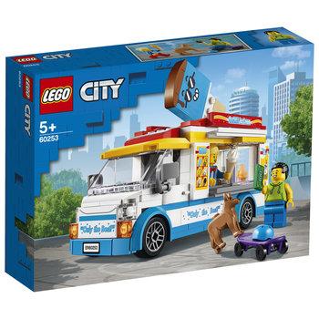 LEGO 60253 Le camion de la marchande de glaces