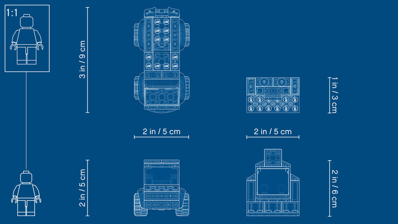 LEGO 60241 L'unité cynophile de la police