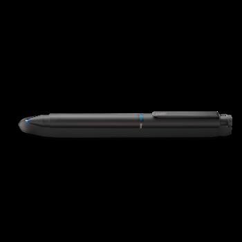 LAMY Stylo Bille Multifonctions 3pen Noir - 2 (rouge, bleue) +1 (0,5mm)