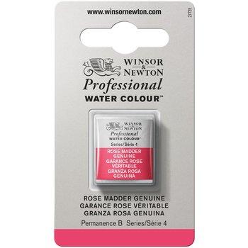 WINSOR & NEWTON Professional Aquarelle 1/2 Godet 587 Garance Rose Véritable