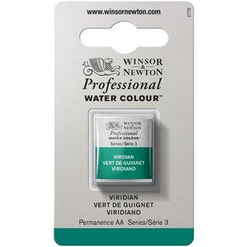 WINSOR & NEWTON Professional Aquarelle 1/2 Godet 692 Viridian