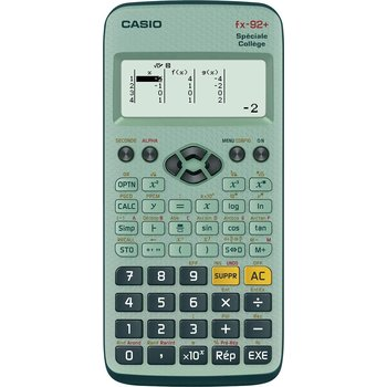 CASIO Calculatrice Scientifique Fx 92 Speciale College
