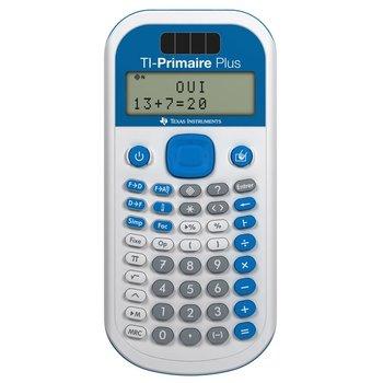 TEXAS INSTRUMENTS Calculatrice primaire/collège TI Primaire Plus PRIMAIRE/TBL/1E2