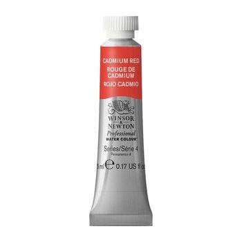 WINSOR & NEWTON Professional Aquarelle 5Ml 094 Rouge De Cadmium
