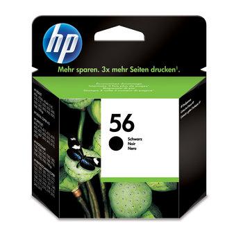 HP HP 56 Noir