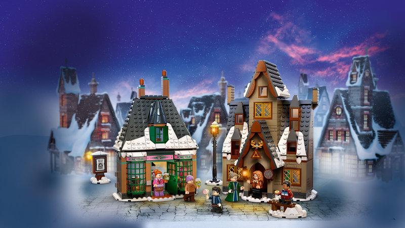 LEGO 76388 Visite du village de Pré-au-Lard