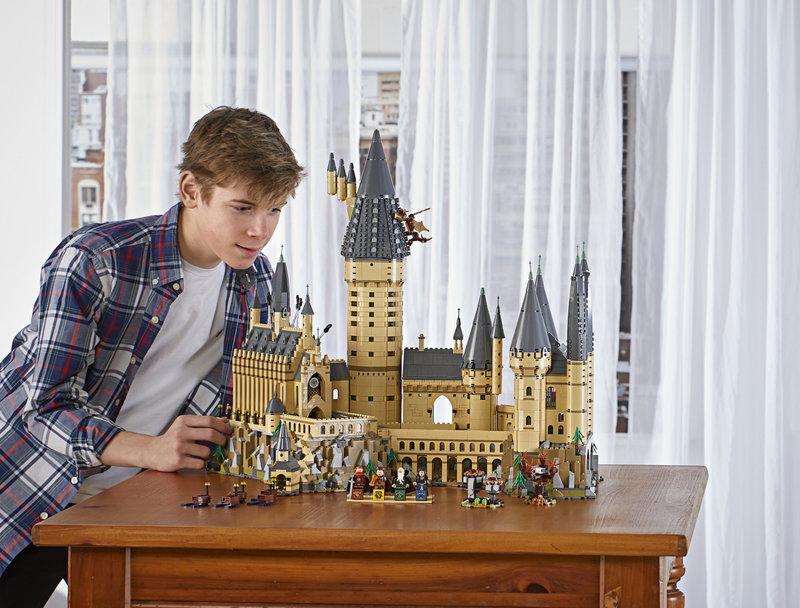 LEGO 71043 Le château de Poudlard