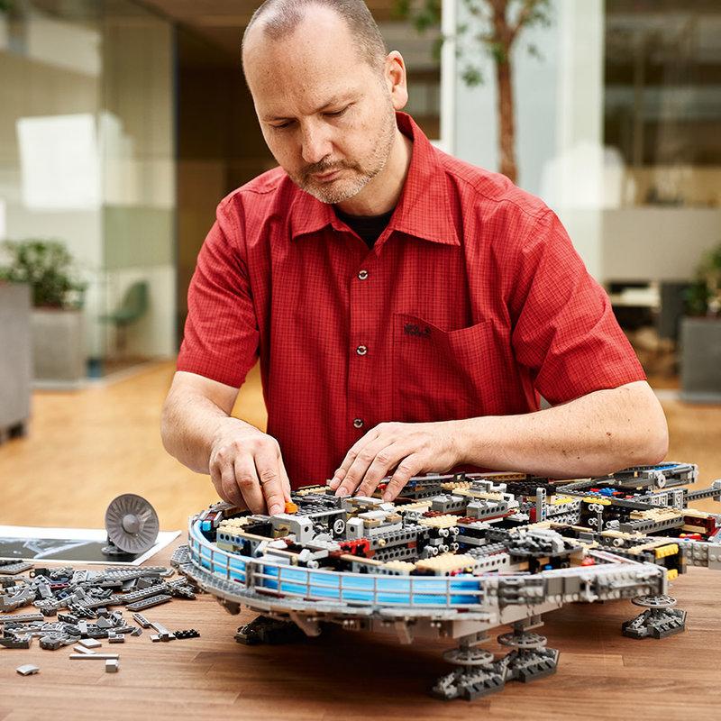 LEGO 75192 Faucon Millennium™