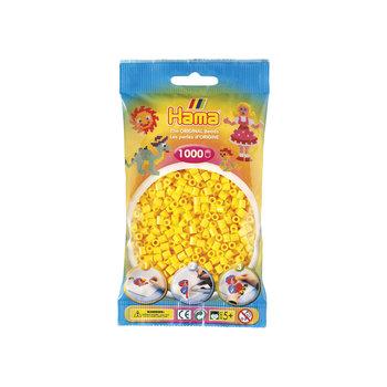 HAMA Midi Sachet 1000 perles jaune