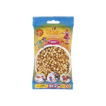 HAMA Midi Sachet 1000 perles or