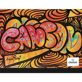 CANSON Carton A Dessin Studio Creatif Canson® 2 Elastiques 26X33Cm Edition Artiste