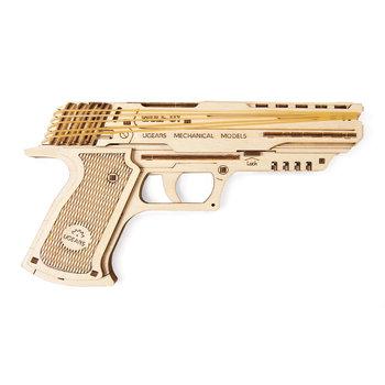 UGEARS Pistolet Wolf-01 Bois 62 Pièces 23x13x25mm