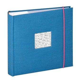PANODIA Linea Album Photo Traditionnel - 60 pages - 240 vues - Bleu