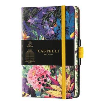 CASTELLI Carnet Eden format poche ligné Cockatiel