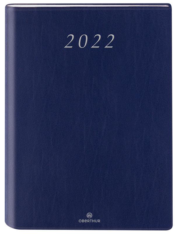 OBERTHUR Agenda civil Oslo semainier 21x29,7cm coloris aléatoires
