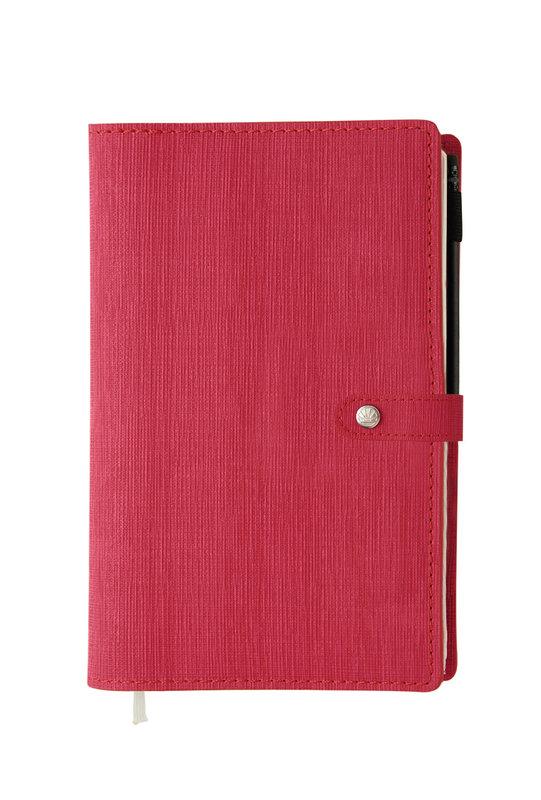OBERTHUR Agenda civil Lady Kent S semainier 17x24,5cm coloris aléatoires