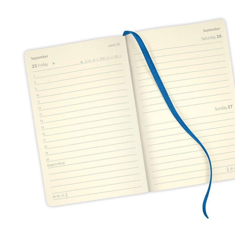 CASTELLI Agenda 2022 Journalier Poche Harris Slate Blue
