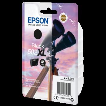 "EPSON Cartouche DURABrite Ultra ""Jumelles"" 502 XL Noir"