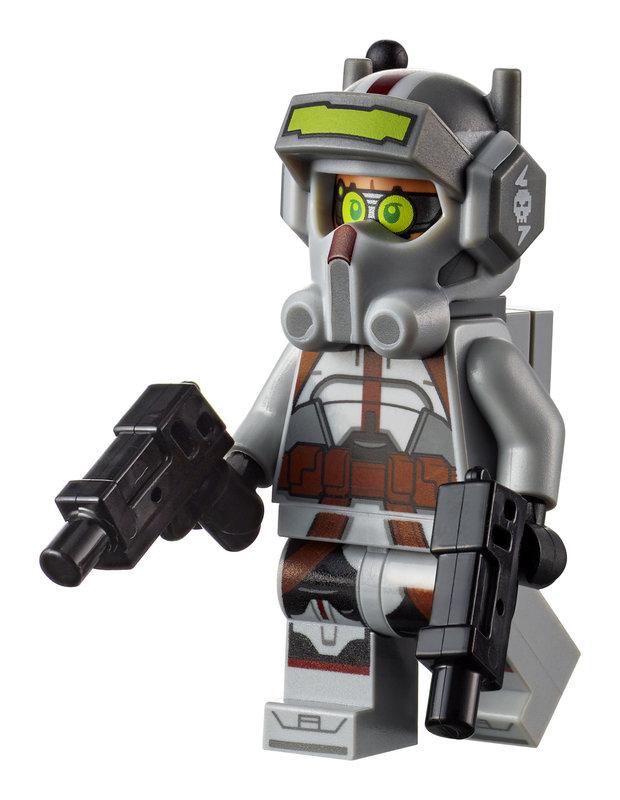 LEGO 75314 La navette d'attaque du Bad Batch™