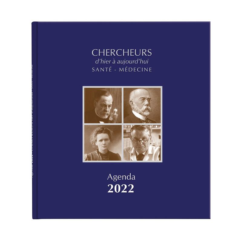 EXACOMPTA Agenda Civil thématique Chercheurs semainier 23x25cm
