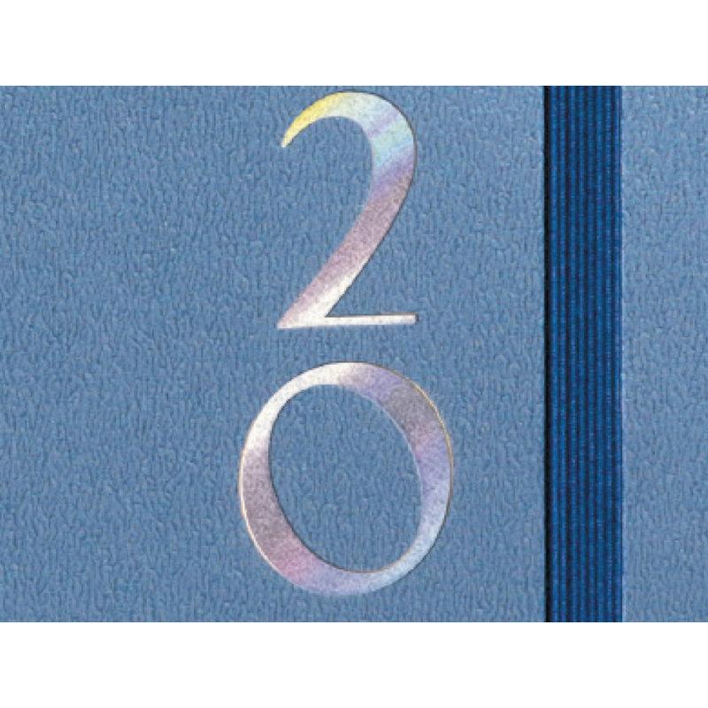 EXACOMPTA Agenda Civil Semainier Lady 18W Millénium 15x17cm coloris aléatoires