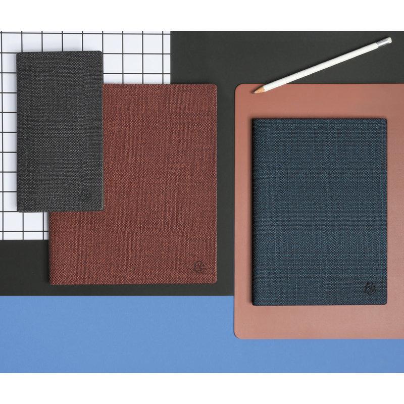 EXACOMPTA Agenda Civil Semainier Espace 17 Tailor 9x17cm coloris aléatoires