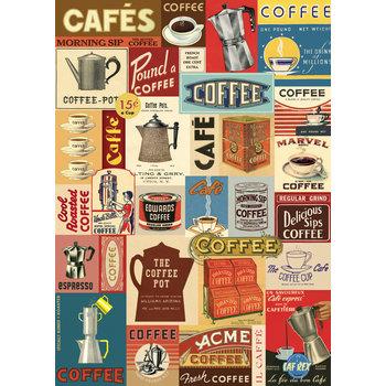 CAVALLINI Poster 50x70cm Vintage Café