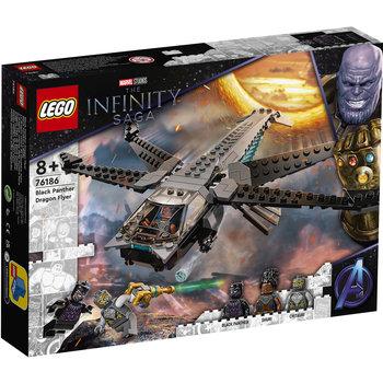 LEGO 76186 Le dragon volant de Black Panther