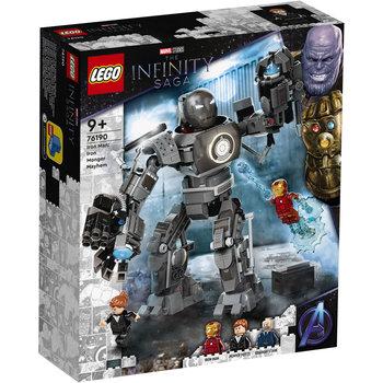 LEGO 76190 Iron Man : la destruction d'Iron Monger