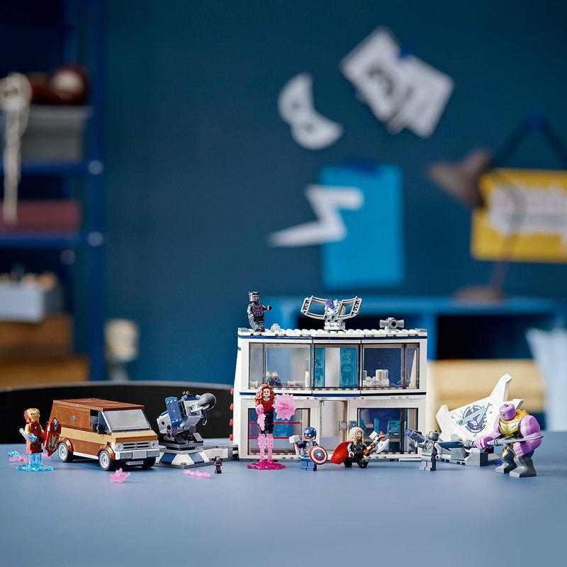 LEGO 76192 Le combat final d'Avengers: Endgame