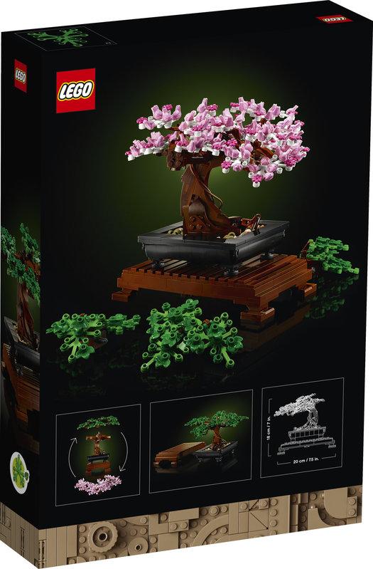 LEGO 10281 Bonsaï