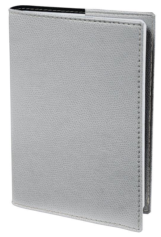 QUO VADIS Agenda Civil Affaires Club rep semainier 10x15cm gris