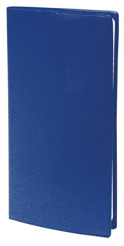 QUO VADIS Agenda Civil Bi-Planning Impala semainier 8,8x17cm Coloris aléatoires