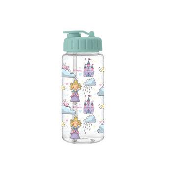 I-DRINK Bouteille isotherme enfant 400 ml Princesse