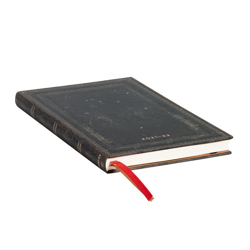 PAPERBLANKS Agenda scolaire semainier rep Arabica Uni 13,5x21cm