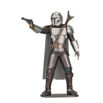 ICONX Maquette en métal Star Wars The Mandalorian Colore 12x10,4x1,8cm